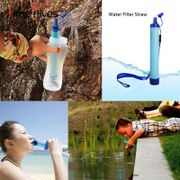 TF Outdoor Water Purifier Camping Hiking Emergency Life Survival Portable Purifier Water Filter